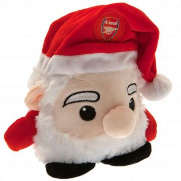 Arsenal Santa Plush Toy